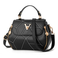 9 colors optional Classic Flap bag women' s Plaid Chain ...