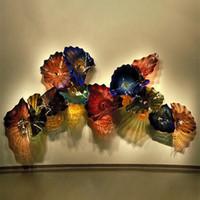 Современное художественное оформление цветочных искусств Лампы OEM рта взорно-вздутие боросиликатного стекла