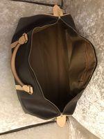 2019 جديد نمط أزياء الرجال النساء البني حقيبة سفر واق حقيبة مصمم حقائب الأمتعة حقيبة الرياضة قدرة كبيرة حقيبة 65 سنتيمتر sfdjhj # 3520