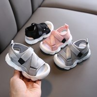Fashion Summer Boys Girls Sandals Baby Shoes Kids Sandals So...