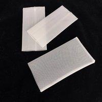 Пищевой 100% нейлон полиэстер сетчатый мешок 90 120 микрон канифоль пресс фильтр кофе жидкие сетчатые мешки фильтра 2.5 * 4.5 дюймов 2 * 4 дюймов