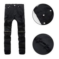 Erkek Kot Moda Erkekler Sonbahar Kış Properansı Katı Renk Rahat Pantolon Streç Pantolon İpli Yumuşak