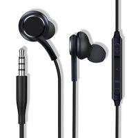Per Samsung Galaxy S8 S8 Inoltre In Ear Headset Wired Suono stereo Earbuds controllo del volume auricolare con Package