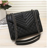 골드 패션 여성 캐주얼 메신저 가방 여성 크로스 바디 체인 가방 핸드백 Satchel Purse 화장품 가방