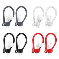 Auricular Bluetooth Auricular de silicona para airpods 1/2 auriculares Auriculares con clip de bucle Gancho para la oreja Accesorios para auriculares de repuesto