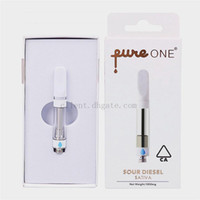 Pure ONE Cartridge 0. 8ml 1. 0ml Vape Pen Carts Ceramic Coil P...