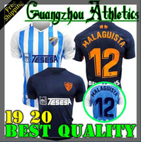 Maglia da calcio MALAGA di qualità tailandese 2019 2020 19 20 MALAGUISTA home away 3rd Football Shirts S-2XL