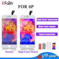 High Color Gamut Qualtiy LCD Display For iPhone 6 Plus With ...
