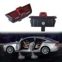لباب بنز سيارة خفيفة الظل شبح أهلا أضواء الليزر العارض LED باب السيارة شعار لبنز W204 C180 C200 C300