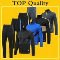 2020 Inter Soccer Jacket Tracksuit 19 20 Top Quality PRE- MAT...