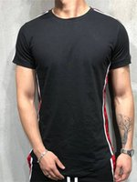 New Quick Dry Compression Men' s Short Sleeve T- Shirts R...