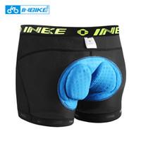 Велосипедные шорты Inbike Bike underwear Открытый Спортивный Дышащий 3D GEL Pad Велосипед для мужчин MTB Undershorts
