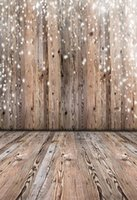 Washable cotton polyester brown wood Photography Background ...