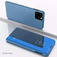 The new vertical mirror cover phone case is suitable for all...