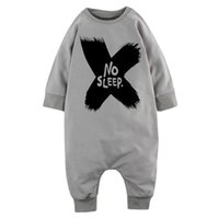 100% Brand New Baby Boy Letter Printing Warm Infant Long Sle...