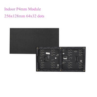 64x32 Matrix LED-Zeichen RGB P4 LED-Modul Videowand P2.5 P3 P4 P5 P6 P8 P10 Innenbildschirm Farbdisplay