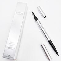 Maquillage des yeux longue durée naturelle mat puissance Brow imperméable Universal Crayon à Sourcils Cosmétiques Expédition gratuite