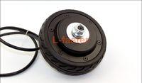 24 В / 36 В 200 Вт 5-дюймовое электрическое мотороллерное колесо с твердой шиной