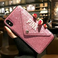 Luxury PINK Brand NEW Glitter Embroidery Leather Fashion Hot...