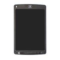 Envío libre 8.5 pulgadas LCD de la tableta de escritura a mano pizarra tablero de dibujo de ratón por mayor y menor