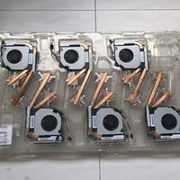 Nieuwe koeler voor Lenovo ThinkPad T430U CPU Cooling Heatsink met ventilator 04W4387 0B95076