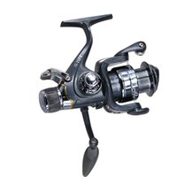 Woen lac pêche Double frein Rouet rapport de vitesse: 5,5: 1 20--60FR métal coupe du fil carpe Moulinet de pêche