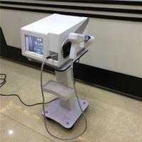 2019 Yeni ürün taşınabilir Extracorporeal Hava Basıncı Fizik tedavi şok dalga tedavisi güzellik makinesi fabrikası fiyat