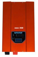 Freeshipping 48v naar 220V / 230V UIT RID-inverter 8000W / 8KW Pure Sine Wave Solar Power Inverter met Solar Charger Controller 40A