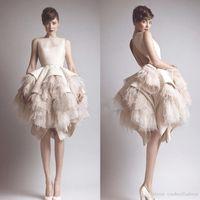 2019 elegante curto vestido de noite vestido sexy penas coquetel festa formal vestido de homecoming pageant vestidos bc1823