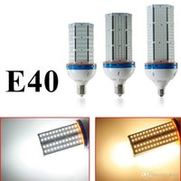 Ampoule de maïs à LED super lumineux E27 E40 60W 80W 100W 120W LED LED Lampe de maïs 360 angle SMD 2835 LED Lampe éclairage AC 85V-265V