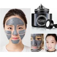 Le nettoyage des pores du masque magnétique riche en minéraux enlève les impuretés de la peau Les masques d'algues avec l'aimant New Face Skincare Beauty Product