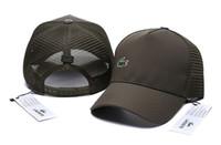 1662d8637 Wholesale polo hats for sale - Group buy crocodile good quanlity Cap  Fashion Golf Classic Baseball