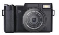 جديد 24MP HD نصف DSLR المهنية الكاميرات الرقمية مع 4x تليفوتوغرافي، فيش عدسة زاوية واسعة كاميرا ماكرو HD كاميرا 1PCS