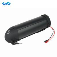 Botella de agua negra Batería eléctrica para bicicleta 36V 14.5AH Batería de iones de litio Uso Batería celular Samsung para Bafang 36V 500W