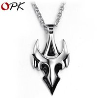 Jewelry Pure Steel Chain New Personality Cool Titanium Steel...