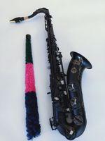 Suzuki Profesyonel Yeni Japon Tenor Saksafon bemol Müzik Woodwide enstrüman Siyah Nikel Altın Sax Hediye ağızlığı