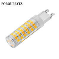 Hot Sale Super Bright G9 Led Lamp Ac220v 4w 5w 7w Ceramic Sm...