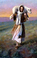 Morgan Weistling THE LORD IS MY SHEPHERD Home Decor HD Print...