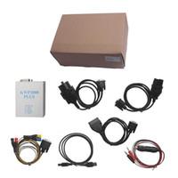 alta calidad KWP2000 más OBDII OBD2 ECU Chip Tuning Tool KWP 2000 el ECU más interruptor intermitente del ECU reasignación inteligente Decode