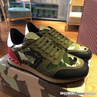 2018 VALENTIN High Quality Trainers Mens Sneakers Stylish Le...