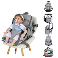 Multifunctional Diaper Backpack Baby Mommy Changing Nappies ...