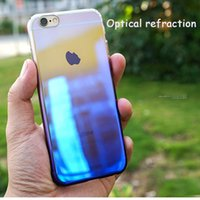 Para iphone xs xr phone case gradiente anti-queda all-inclusive mobile phone case casca dura apoio 2pcs entrega