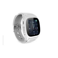 M26 Smart Watch Wasserdichte Bluetooth-LED Alitmeter Musik-Player, Schrittzähler Smart Armbanduhr Fitness-Tracker-Armband Für Android iOS iPhone