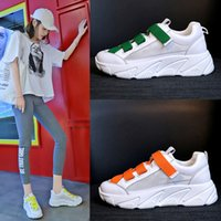 2019 Hot Women summer new mesh parallel casual shoes Women f...