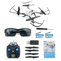 Водонепроницаемый Drone JJRC H31 Нет камеры One Key Return RC Drone Безголовый Mode RC вертолет Quadcopter VS JJRC H48 Мини Drone