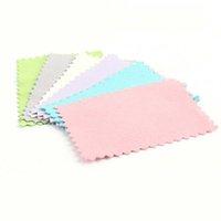 연습장 / 실버 황금 보석 세탁 기술자 블랙 블루 핑크 그린 색상 옵션 최고 품질 E-패킷 무료 배송 실버 폴란드어 천 팩