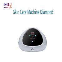 2019 DHL-freies Verschiffen Diamant Microdermabrasion hydrafacial Tipps Vakuumsaugschalen Facial Peel Skin Care Maschine Home Use