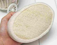 Soft Fresh Natural Loofah Luffa Sponge Shower Spa Body Scrub...