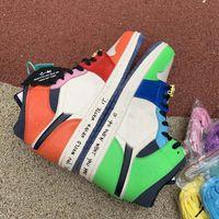 Designer fashion off di lusso 2020 Uomini Donne Scarpe Da Basket Per Mens Scarpe Da Ginnastica Bianco Running sneakers Sport mocassini taglia 5-12