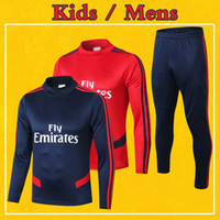 Survetement Gunners Tracksuit 2020 Kids Mens Adult Gunner So...
